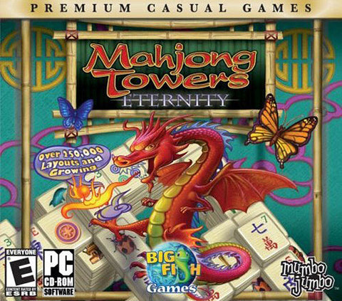 Mahjong Towers Eternity (PC) PC Game