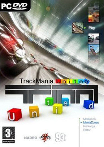 Trackmania United (PC) PC Game