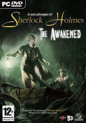 Sherlock Holmes- The Awakened (DVD) (PC) PC Game