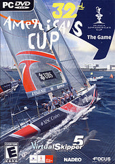 32 America's Cup - Virtual Skipper 5 (PC)