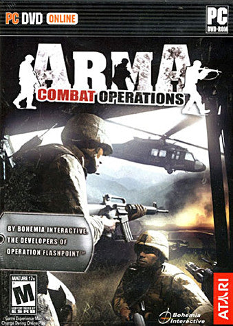 ArmA - Combat Operations (DVD) (PC) PC Game