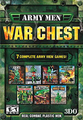 Army Men - War Chest (Included 7 Complete Army Men Games!) (PC) PC Game
