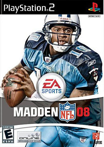 Madden NFL 08 (PLAYSTATION2) PLAYSTATION2 Game