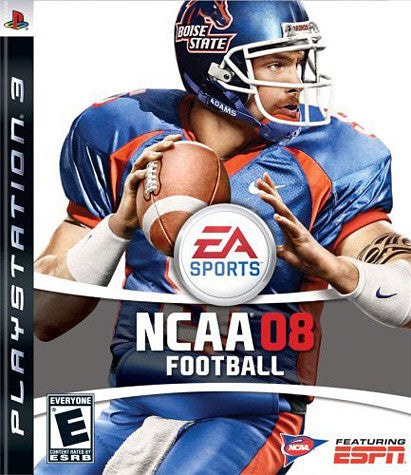 NCAA Football 08 (PLAYSTATION3) PLAYSTATION3 Game