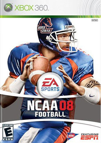 NCAA Football 08 (XBOX360) XBOX360 Game