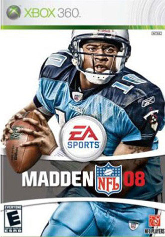 Madden NFL 08 (XBOX360) XBOX360 Game