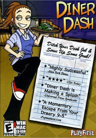 Diner Dash (PC) PC Game