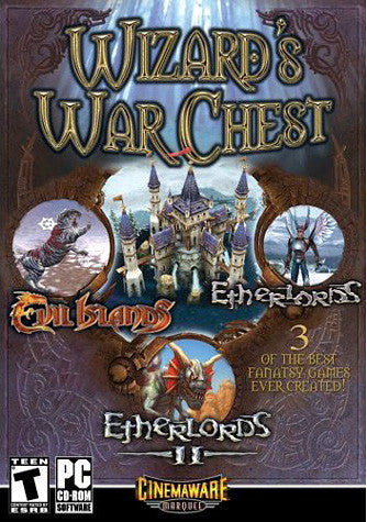 Wizard's War Chest (PC) PC Game