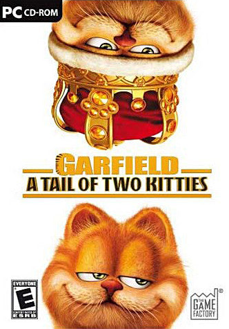 Garfield - A Tail of Two Kitties (Limit 1 copy per client) (PC) PC Game
