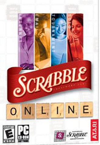 Scrabble - Online (Crossword Game) (PC) PC Game