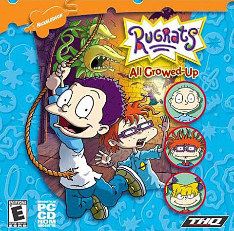 Rugrats - All Growed Up (PC) PC Game