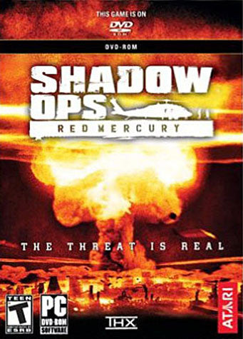 Shadow Ops - Red Mercury (PC) PC Game