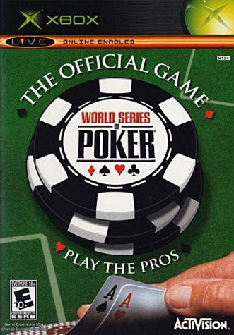 World Series of Poker (XBOX) XBOX Game