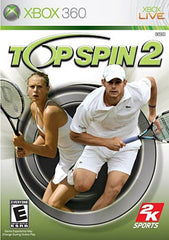 Top Spin 2 (XBOX360)