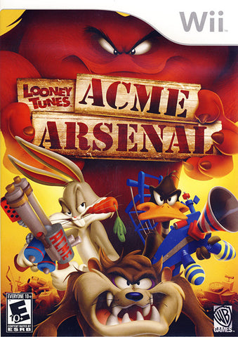 Looney Tunes - Acme Arsenal (NINTENDO WII) NINTENDO WII Game