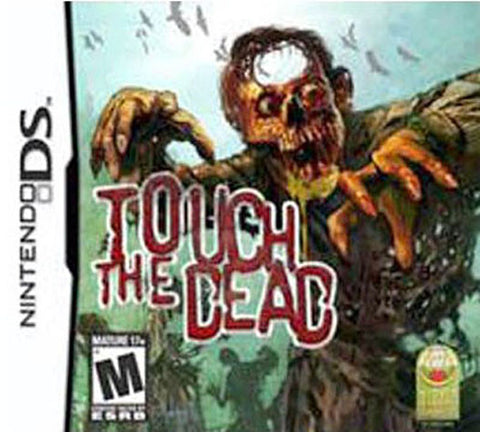 Touch the Dead (DS) DS Game