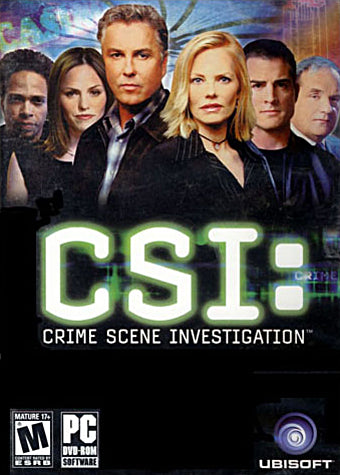 CSI - Crime Scene Investigation (DVD) (PC) PC Game
