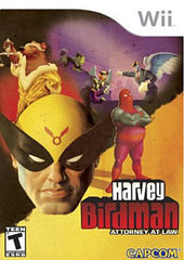 Harvey Birdman - Attorney at Law (NINTENDO WII)