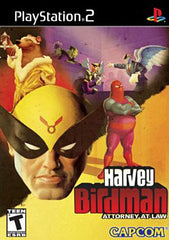 Harvey Birdman - Attorney at Law (Limit 1 copy per client) (PLAYSTATION2)