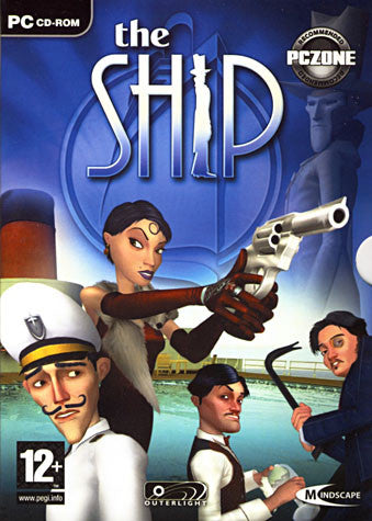 The Ship (European) (PC) PC Game