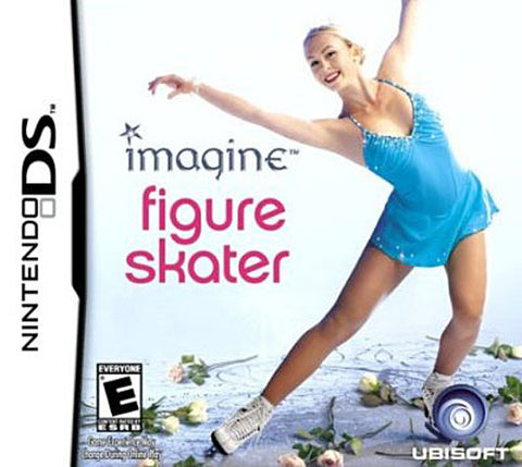 Imagine - Figure Skater (Bilingual Cover) (DS) DS Game