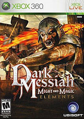 Dark Messiah of Might and Magic Elements (XBOX360) (USED)