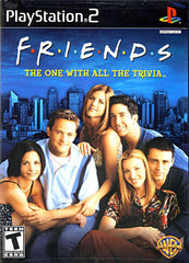 Friends - The One With All the Trivia (Limit 1 copy per client) (PLAYSTATION2)