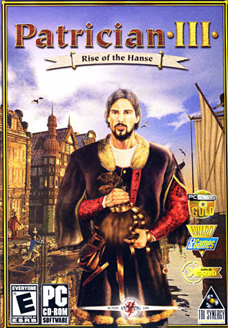 Patrician 3 - Rise Of The Hanse (PC) PC Game