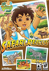 Go Diego Go! - Safari Rescue (PC)