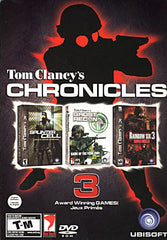 Tom Clancy s Chronicles (Splinter Cell/Ghost Recon/Rainbow Six 3) (PC)