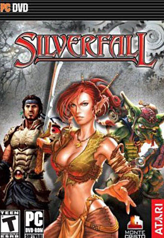 Silverfall (DVD) (PC) PC Game
