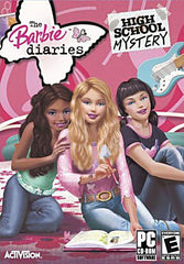 The Barbie Diaries - High School Mystery (PC)