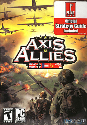 Axis and Allies Collector's Edition (PC) PC Game