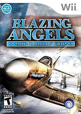 Blazing Angels - Squadrons of WWII (NINTENDO WII) NINTENDO WII Game