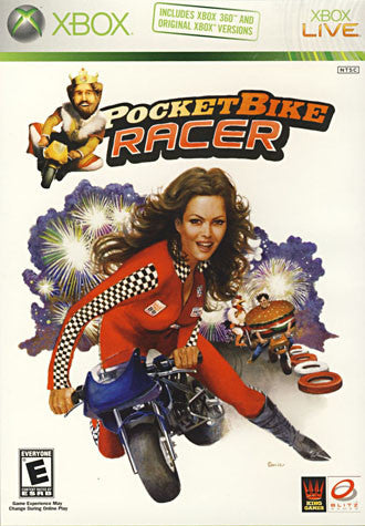 Pocketbike Racer (Includes Both XBOX 360 & XBOX Versions) (XBOX) XBOX Game