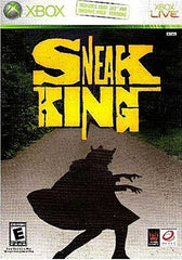 Sneak King (Includes Both XBOX 360 & XBOX Versions) (XBOX)