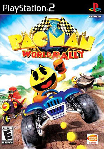 Pac Man - World Rally (PLAYSTATION2) PLAYSTATION2 Game