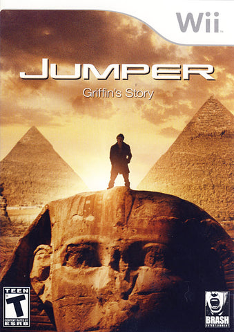 Jumper - Griffin's Story (NINTENDO WII) NINTENDO WII Game