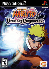 Naruto - Uzumaki Chronicles (PLAYSTATION2)