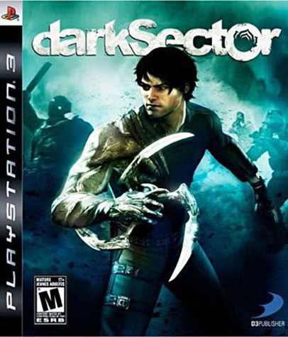 Dark Sector (PLAYSTATION3) PLAYSTATION3 Game