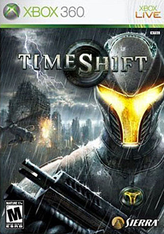 Timeshift (XBOX360) XBOX360 Game