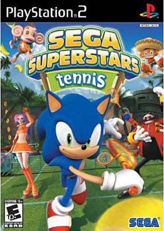 Sega Superstars Tennis (PLAYSTATION2) PLAYSTATION2 Game