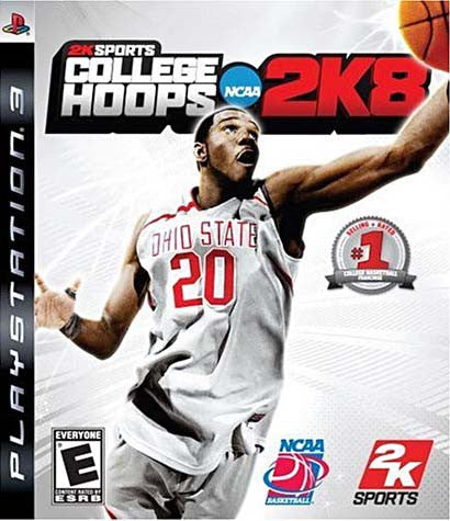 College Hoops 2K8 (Bilingual Cover) (PLAYSTATION3) PLAYSTATION3 Game
