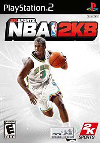 NBA 2K8 (Limit 1 copy per client) (PLAYSTATION2) PLAYSTATION2 Game