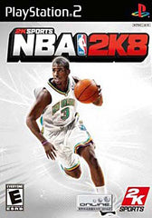 NBA 2K8 (Limit 1 copy per client) (PLAYSTATION2)