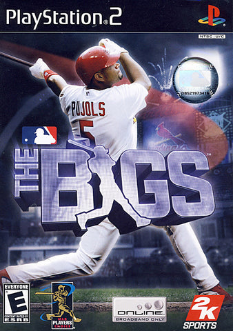 The Bigs (PLAYSTATION2) PLAYSTATION2 Game