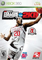 College Hoops 2K8 (XBOX360)