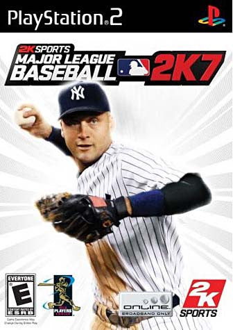Major League Baseball 2K7 (PLAYSTATION2) PLAYSTATION2 Game