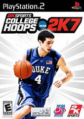 College Hoops 2K7 (PLAYSTATION2)