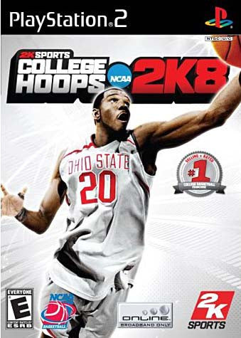 College Hoops 2K8 (Limit 1 copy per client) (PLAYSTATION2) PLAYSTATION2 Game